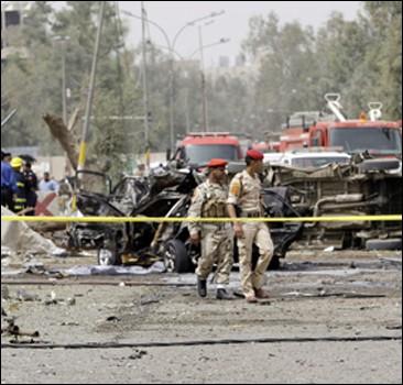 Теракты в Ираке: 13 человек погибли, 50 ранены