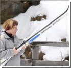 Меркель травмировалась из-за старых лыж