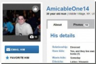 Вышедший из тюрьмы «каннибал-полицейский» создал профайл на сайте знакомств