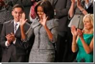 Мишель Обама появилась на публике в костюме Алисии Флоррик