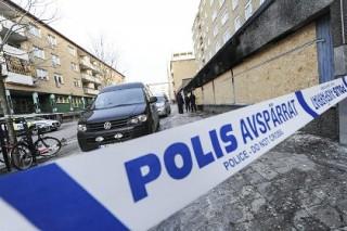 В Швеции в мечеть бросили коктейль Молотова