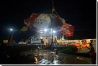 Водолазы подняли параметрический самописец лайнера AirAsia