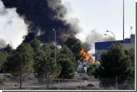 При падении истребителя на базе НАТО в Испании погибли десять человек