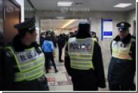 В Шанхае в новогодней давке погибли 35 человек