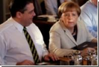 Заместитель Меркель предупредил Европу об опасности антироссийских санкций