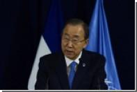 Генсек ООН выразил обеспокоенность эскалацией конфликта в Донбассе