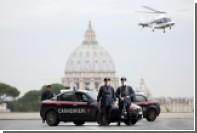 Полиция Рима не вышла на службу под Новый год