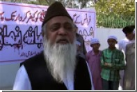 Индийский мулла помолился за души парижских террористов