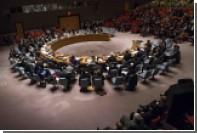 США наложили вето на проект резолюции по Палестине