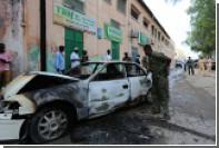 В Сомали совершено покушение на сотрудников турецких спецслужб