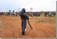 В ЮАР арестовали 153 человек за мародерство