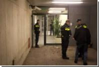 Человек с пистолетом ворвался в офис нидерландской телекомпании