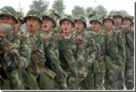 Китайский солдат защитился от лазерных винтовок с помощью риса