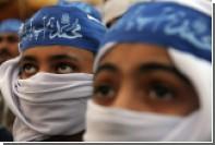 В Пакистане арестовали 9 тысяч подозреваемых в терроризме