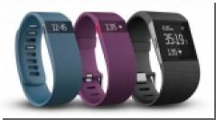 На CES 2015 Fitbit представила обновление своих фитнес трекеров и умные часы Surge
