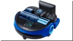 Гигантская щетка нового робопылесоса Samsung вычистит ваш дом до основания