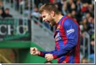 Футболист «Барселоны» задолжал налоговым органам 2,5 миллиона евро