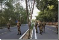 В ходе перестрелки на базе ВВС Индии ликвидированы четверо боевиков