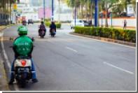 Индонезийским мототаксистам улучшат запах из-под мышек