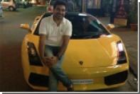 Индийские власти дали пожизненный срок задавившему охранника миллионеру