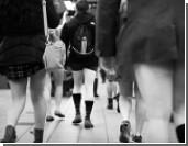 Спустившихся в метро без штанов могут наказать за хулиганство
