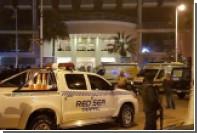 Власти Египта назвали нападение на отель в Хургаде попыткой ограбления
