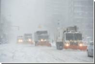 Число жертв снежной бури на востоке США достигло 18