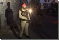 Группа боевиков атаковала базу ВВС Индии на границе с Пакистаном