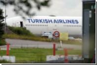 Турецкий самолет экстренно сел в Ирландии из-за записки о бомбе