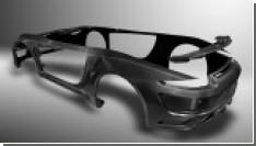 """Российские тюнеры создали карбоновую """"кожу"""" для Porsche 911 Turbo"""