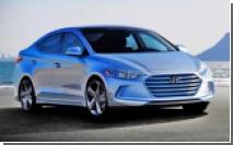 Apple CarPlay станет доступна владельцам новых Hyundai Elantra 2017