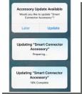 iOS 9.3 научилась обновлять прошивку аксессуаров через новый интерфейс Smart Connector в iPad Pro