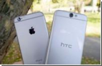 HTC выпустила новую версию клона iPhone 6s в розовом корпусе