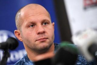 Федор Емельяненко назвал дату следующего боя