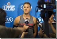 Баскетболист «Лос-Анджелес Клипперс» сломал руку в драке
