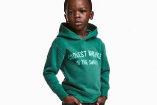 Расистское худи H&M пустят на тряпки