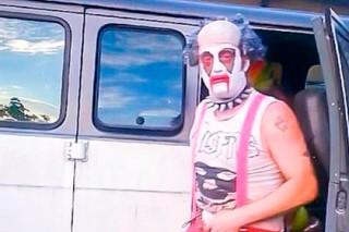 Клоун-металлист попытался провезти десять килограммов кокаина в Японию