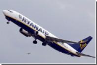 Польский путешественник устал ждать и выскочил из самолета
