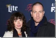 Юэн Макгрегор подал на развод после 22 лет брака