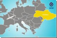 Турфирма изобразила Украину без Крыма и оскандалилась