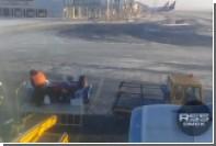Омич пришел в ужас от небрежности грузчиков аэропорта