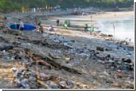 Сказочный Бали утонул в мусоре