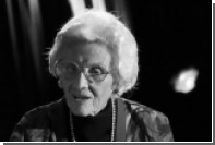 Умерла старейшая актриса Голливуда