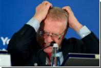 Жириновский снова пошел в театральные актеры