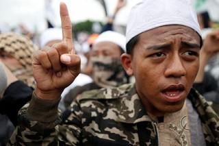 Радикальные исламисты Индонезии пожаловались на дискриминацию
