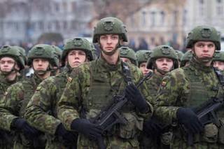Группировка НАТО в Литве будет усилена