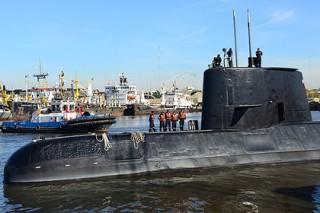 Британцев заподозрили в гибели аргентинской подлодки