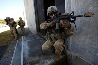 Боевики воевали друг с другом и угодили в один котел