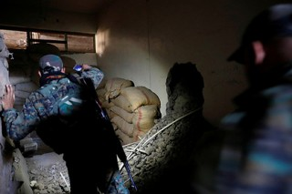 Русскоязычный боевик рассказал о прорыве ИГ в Сирии