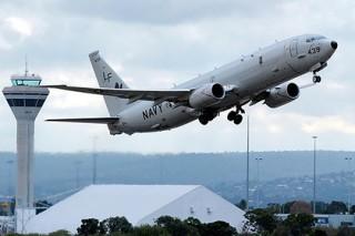 Самолет США заметили во время атаки на российские базы в Сирии